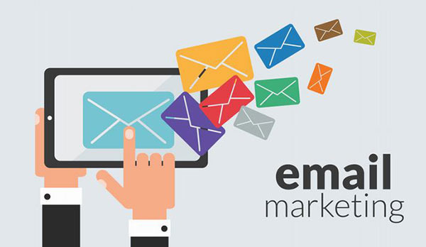 انواع کسب و کار اینترنتی با ایمیل مارکتینگ