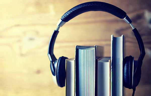تولید کتاب های صوتی