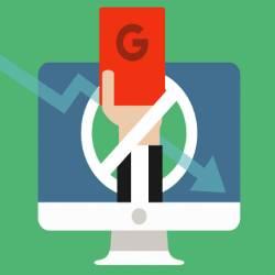 جریمه گوگل چیست؟